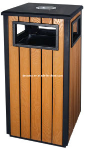 WPC Outdoor Garbage Can (DL65) pictures & photos