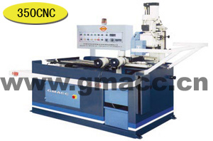 Sheet Metal Disk Saw Machine (GM-AD-350CNC) pictures & photos
