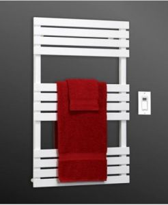Oval Pipe Towel Rack of Ladder Style (T-II/17-400)