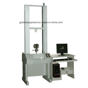 Computer Display Servo Control Tensile Testing Machine pictures & photos