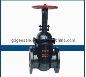 Flanged Parallel Slide Double Disc Gate Valve (Z44T/W)