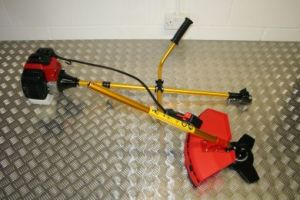 2 Stroke Gasoline Brush Cutter with CE Euroii Approved (Lgbc430)