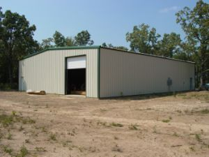 Low Cost Prefabricated Steel Warehouse (SS-302) pictures & photos