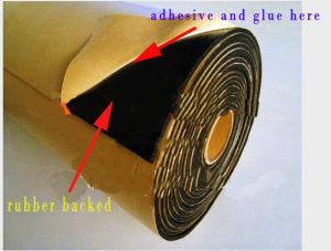 Adhesive Insulation Foam Sheet