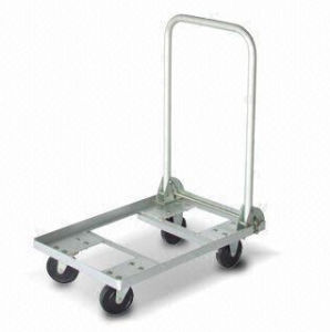 Aluminum Tool Cart with 80kg Load Capacity