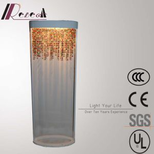 Guzhen Rebecca Light Modern Hotel Drcorative Crystal Floor Lamp pictures & photos