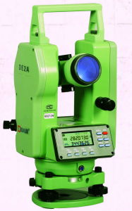 "laser Electronic Theodolite(E2A 2"", DE5A 5"", DE10A 10"")"