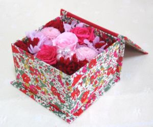Colorful Foldable Flower Box/ Packing Box