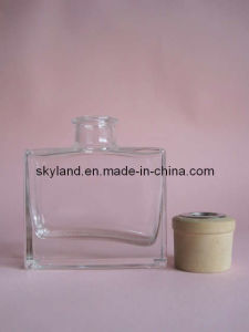 Square Reed Diffuser Glass Bottles 100ml