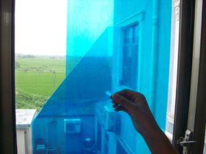 PE Protective Film for Window Glass (QD-904-3) pictures & photos