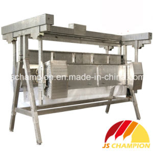 Chicken Primary Plucking Machine pictures & photos