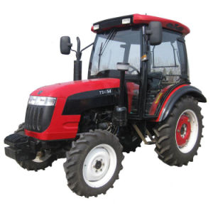 Ts Series 654 Farm Tractor, 60HP 4WD, Farm Machinery, Agricultural Equipment pictures & photos