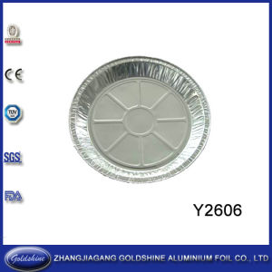 Aluminum Foil Round (Y2606) pictures & photos