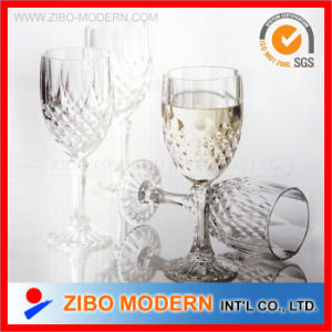 8oz High Quality Wine Glass pictures & photos