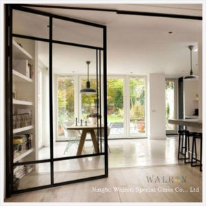 home/living room glass wall/glass partition/glass divider from