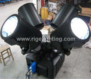 Four Heads Searchlight / Outdoor Search Light (RG-105) pictures & photos
