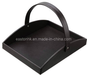 hotel shoe basket es8078 leather shoe basket for hotel es8080