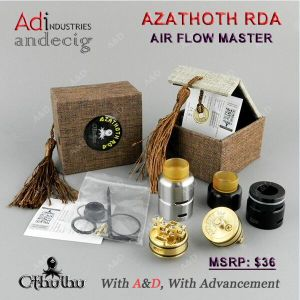Air Flow Master Rda 2017 Cthulhu New Cthulhu Azathoth Rda pictures & photos