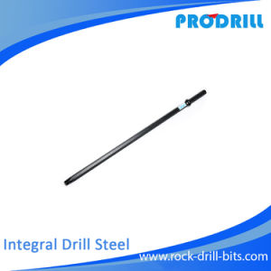 Hex22*108 Tapered Drill Rod for Small Hole Drilling pictures & photos