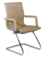 Hotel Furniture Popular Beige Visitor Task Chair (RFT-E29) pictures & photos