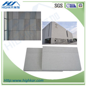 Wholesale China Supplier 9mm Fibre Cement Board/Wall Board pictures & photos
