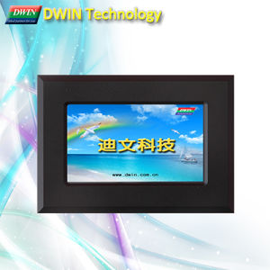 4.3 Inch Industrial HMI/TFT LCD Module, Resistance Touch, RS485/RS232, Dmt48270t043_18wt