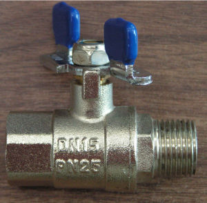 Brass Ball Valve (YC-10153) pictures & photos