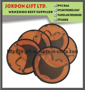 Customized Company Logo Foldable Frisbee pictures & photos