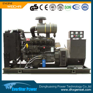 Home Use Silent Soundproof Weichai Diesel Generating Power Generator (Phf6132zld1)