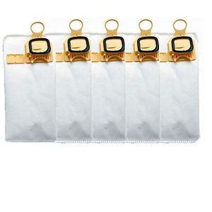 Vorwerk Vacuum Cleaner Disposable Paper Dust Bags Vk135 Anti Allergy Micro-Lined HEPA Bags (VK140)
