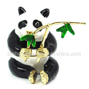 Panda Jewelry Box, Trinket Box (JA-004)