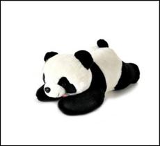 Plush Panda (ER158)