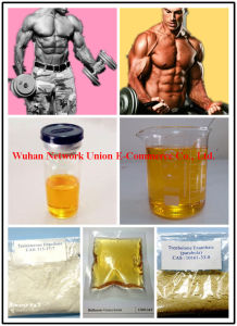 Semi-Finshed Injectable Anomass 400mg/Ml for Muscle Building pictures & photos