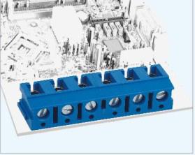 Copper Terminal Block 7.50mm