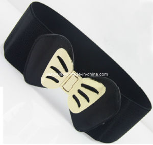 Elastic Fashion Belt