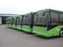 Gas Buses pictures & photos