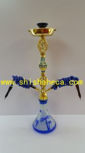 Babylon Style Zinc Alloy Nargile Smoking Pipe Shisha Hookah pictures & photos