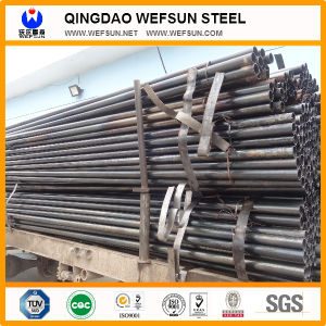 ERW Carbon Steel Pipe/Ms Pipe/Square Pipe/Carbon Steel Pipe/Steel Welded Pipe pictures & photos