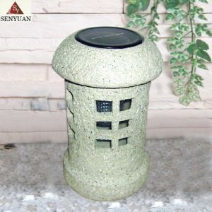 Resin Solar Light(SR701029)