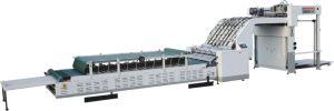 Automatic Flute Laminator Machine (STM-1300) pictures & photos