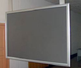 "67"" Microstructured Optical Rear Projection Screen (R-S-67)"