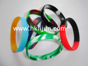 Personalized Silicone Bracelet, Power Bands, Rubber Wristband