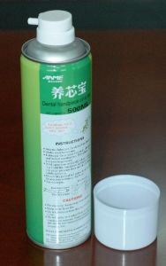 Dental Handpiece Lubricant/Oil Spray 500ml pictures & photos