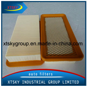 Good Quality PU Auto Car with Mesh Air Filter (28113-1G000) pictures & photos