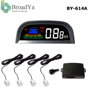 Colorful LCD Parking Sensor (BY-614A)