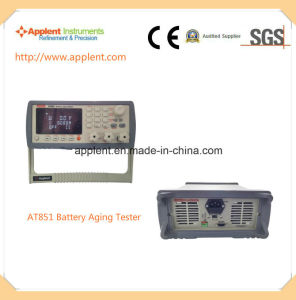 Digital Battery Lifetime Meter Test Battery Capacity (AT851) pictures & photos