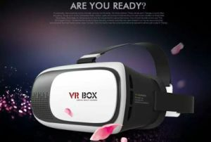 2016 Professional Vr Box II 2 3D Glasses Vrbox Upgraded Version Virtual Reality 3D Video Glasses