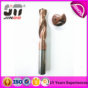 Tungsten Carbide 112mm Inner Cooling Twist Drill Bit pictures & photos