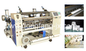 QFJ-900 Cash Register Paper Slitter Rewinder pictures & photos
