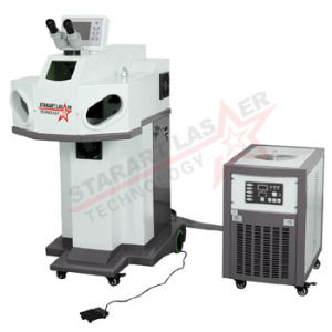Laser Spot Welding Machine (Split-type design)